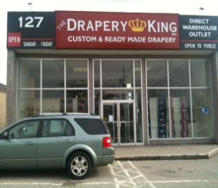 Drapery King Toronto, Custom made drapery for less 416-783-7373 Mark
